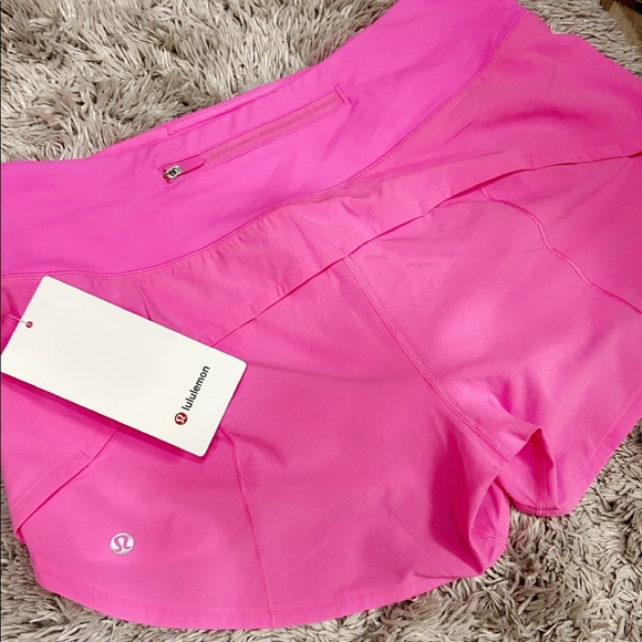 lululemon athletica Pants - 🚫RETURNED🚫  Lululemon Speed Up Shorts- 8